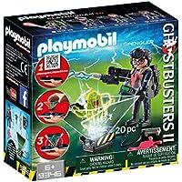 PLAYMOBIL Ghostbuster Egon Spengler Building Set