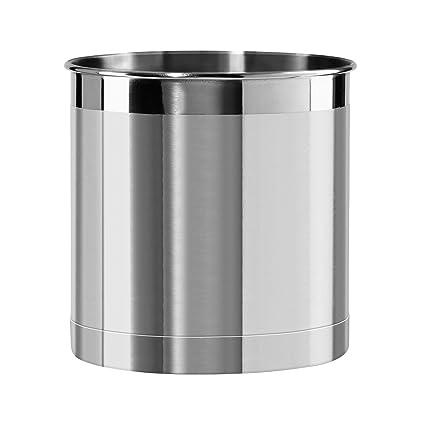 Amazon.com: Porta utensilios de cocina de acero inoxidable ...