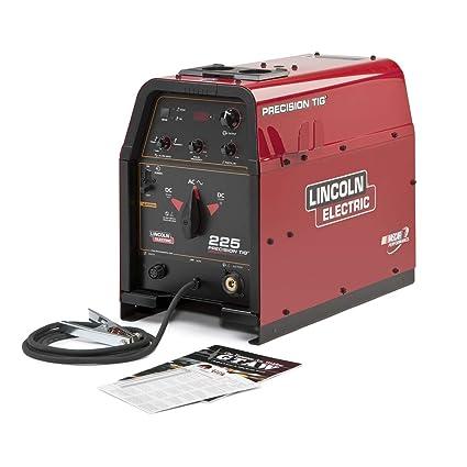 Lincoln Electric Precision TIG 225 TIG Welder, 460/575 Volt