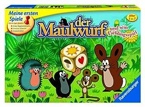 Ravensburger 21570 - Meine ersten Spiele Der Maulwurf und sein Lieblingsspiel