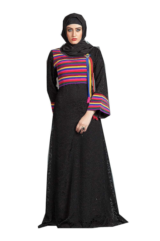 Black,multi 31 Da Facioun Indian Women Designer Latest Fancy Party Wear Heavy Kaftan