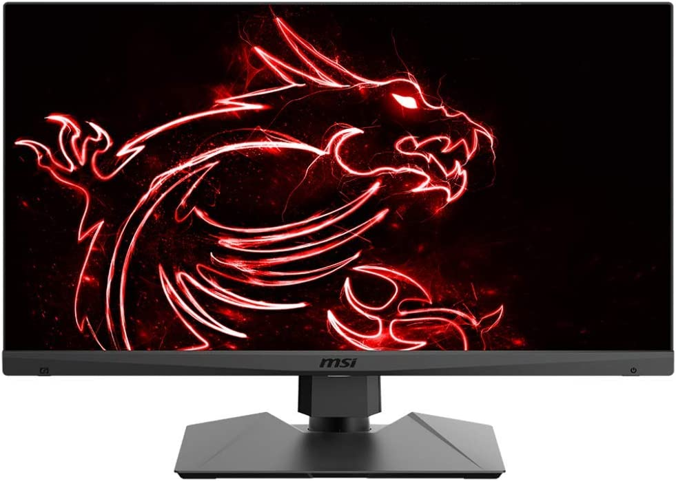 "MSI Non-Glare with Narrow Bezel Screen 165Hz 1ms Height Adjustment AMD Freesync HDMI/DP/USB HDR Ready 2560 X 1440 QHD 27"" Gaming Monitor (Optix MAG272QR), Black"
