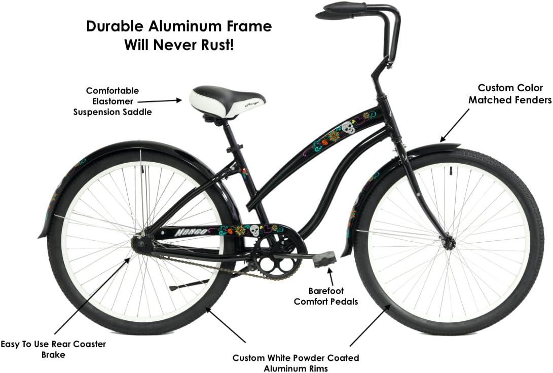Quality Playa de Aluminio Mango Parrot Custom Cruiser una ...