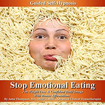 Amazon.com: Stop Emotional Eating Guided Self Hypnosis ...