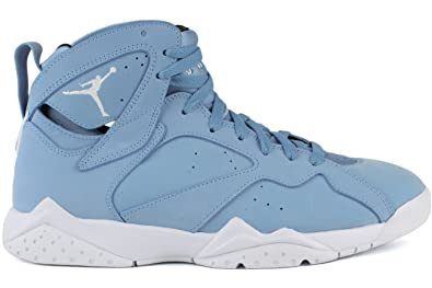 Jordan Men's Air 7 Retro University Blue/White 13 D(M) US