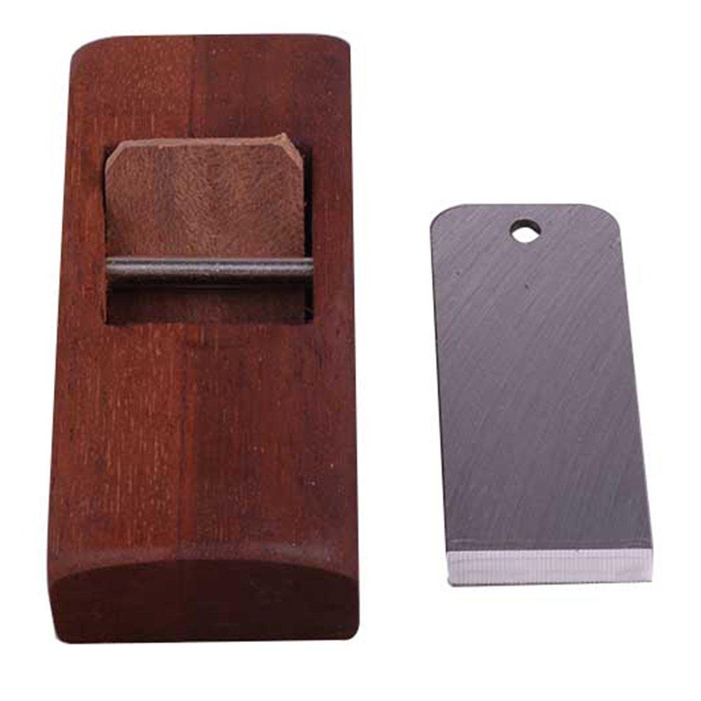 10 cm marró n cepillo de carpintero Mini de madera mano avió n de madera herramienta de trabajo zijia