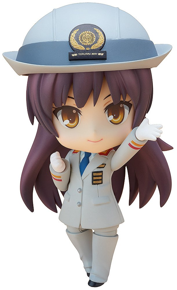 TomyTEC TomyTEC TomyTEC Tetsudou Musume: Miyabi kinugawa Nendoroid Action Figur fa3032