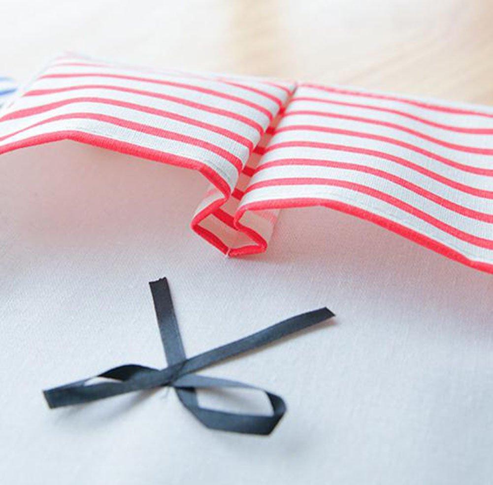 Calcetines para Sujetadores Cajas de Almacenamiento de Ropa Interior ShinePine Organizador de Ropa Interior Organizador de Tela Plegable 16 Celdas Azul Corbatas y Bufandas