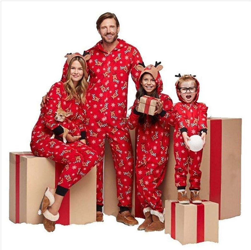 Holiday Matching Pajamas Toddler Kids Children Sleepwear Women Men Pajamas eubell Christmas Pajamas for Family