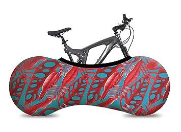 Velo Sock Funda Cubre Bicicletas para Interiores - Red Forest - La ...