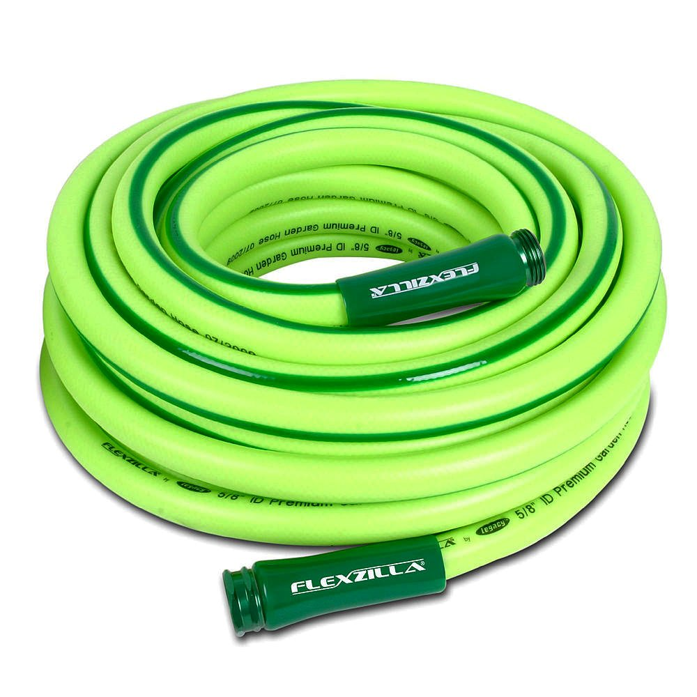 Garden Hose. Best Water Pipe, Kink Resistant, Flexible, Portable, Lightweight. Perfect For Drinking Water, Boating, Patio & Poolside Cleaning, Hideaway, Reel, Yard, Backyard, Lawn, Car Wash. 100' X 5/