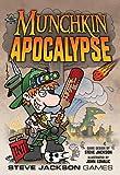 PSI Munchkin Apocalypse Board Games