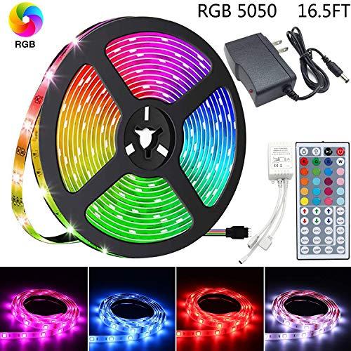 colored led light strip for car - 5