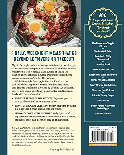 Weeknight Cooking For Two Fiveingredient Super Simple - Cqp cuisine