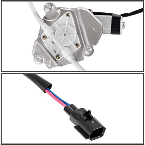 Amazon Com Power Window Regulator With Motor Assembly For 2002 2007