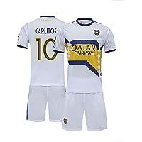 AWJK Boca jeugd voetbalshirt pak nr. 10 Maradona Match Training aangepaste Jersey kan gedragen worden door zowel mannen…