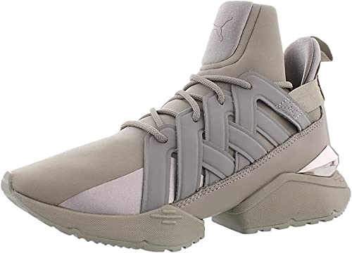 PUMA Womens Muse Echo Casual Sneakers,