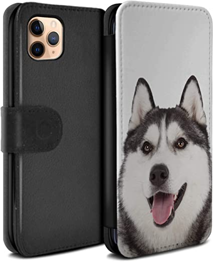 coque iphone 12 husky