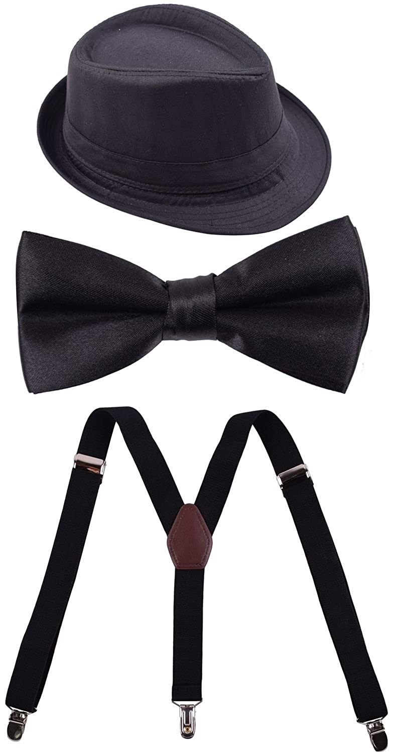 8b936256fe1b THE MOST AMAZING GIFT: The perfect youth suspenders and bow tie set  accessory to help your little munchkin become a confident and sophisticated  little ...