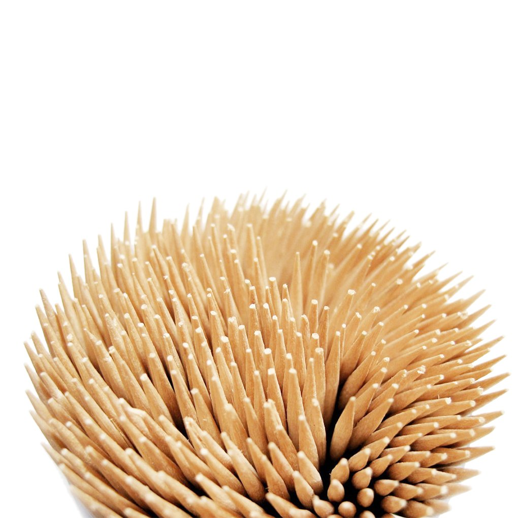 Windy5 Bamboo Toothpicks Cocktail Stick Appetizer Sticks