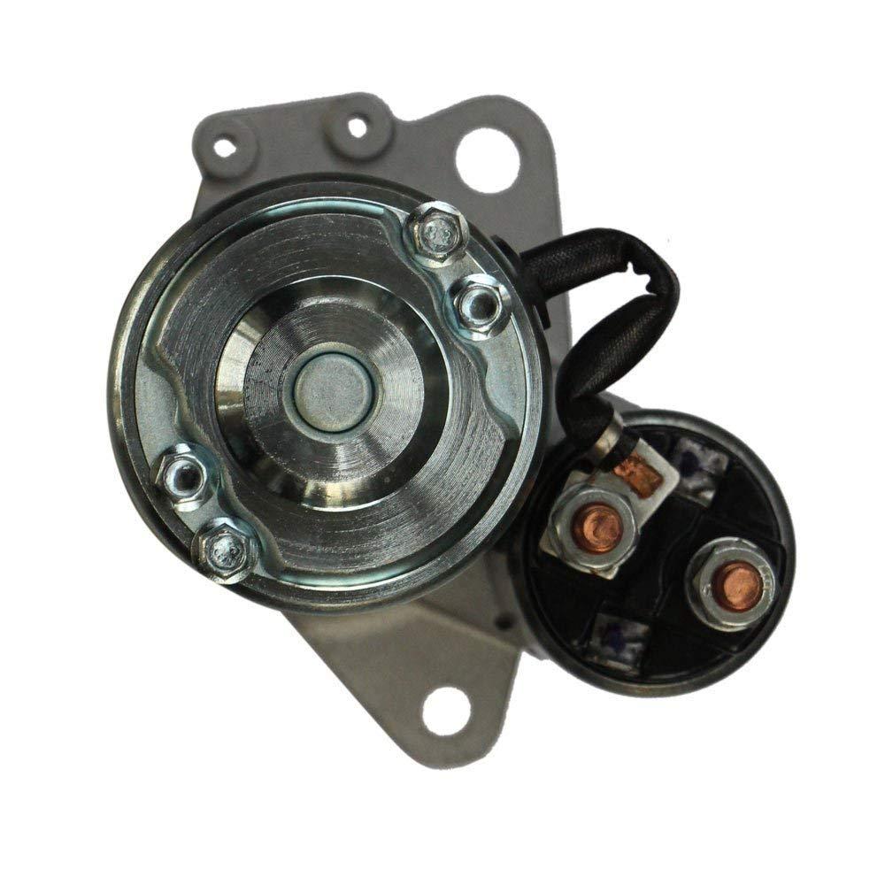 SMT0219 New Starter Motor 13T 12V Compatible for 02-07 Nissan Altima /& 02-06 Sentra 2.5L L4 W//AT Replace #17835