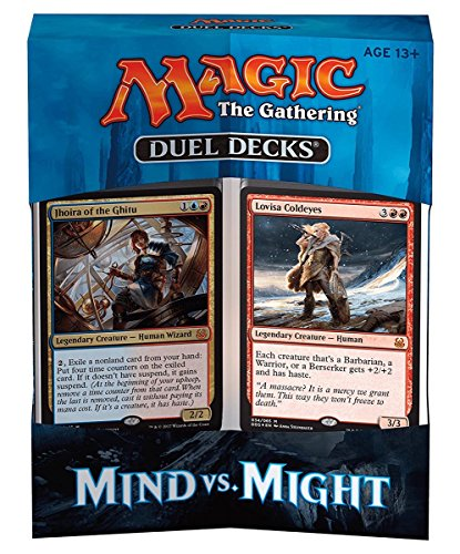 MTG-Magic-the-Gathering-2017-Duel-Decks-Mind-Vs-Might-120-cards
