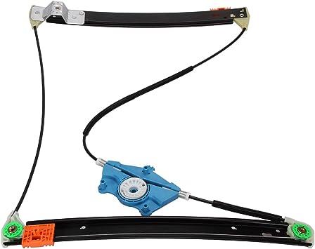 front Right // left 8E0837462B 8E0837461C Audi window regulator A4 S4 8E or B6