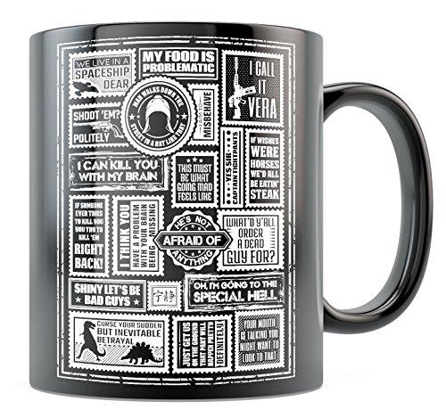 firefly coffee mug - 7