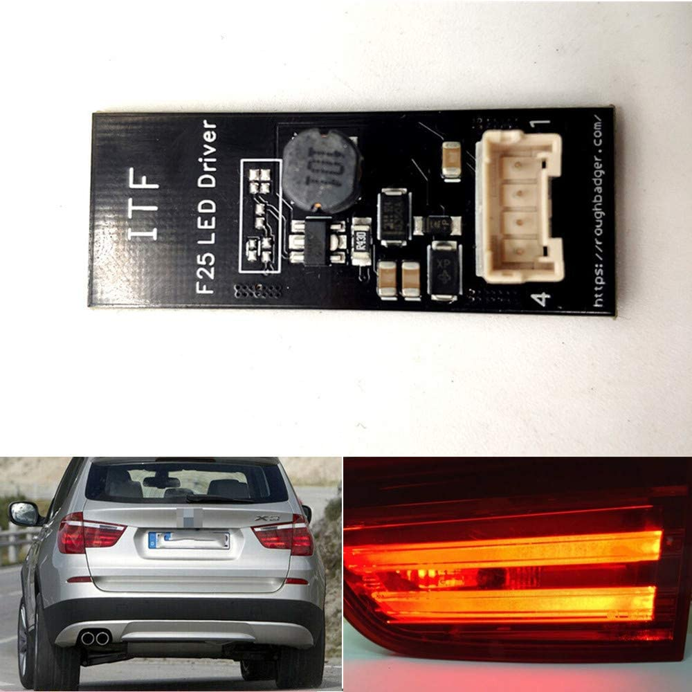 For X3 LED Tail Light Repair REPLACEMENT Driver Chip Board For 2011-2015 BMW