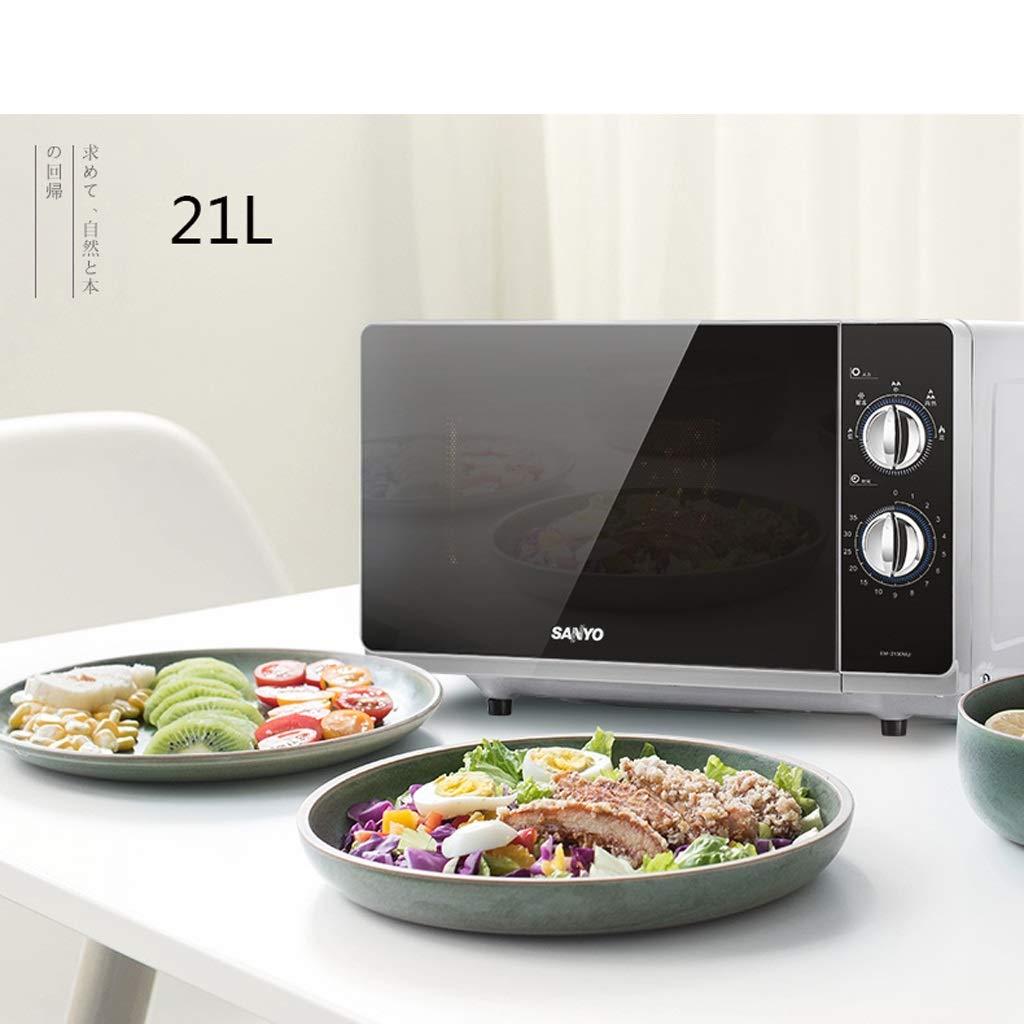 Amazon.com: Mini Knob Microwave Convection Oven, 700W Small ...