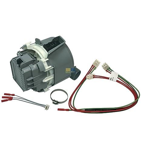 Hervorragend ORIGINAL Heizpumpe Umwälz Pumpe Motor Spülmaschine Bosch Siemens NU37
