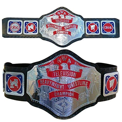 NWA TELEVISION HEAVYWEIGHT WRESTLING CHAMPIONSHIP BELT.ADULT SIZE (Replica Belt Nwa)