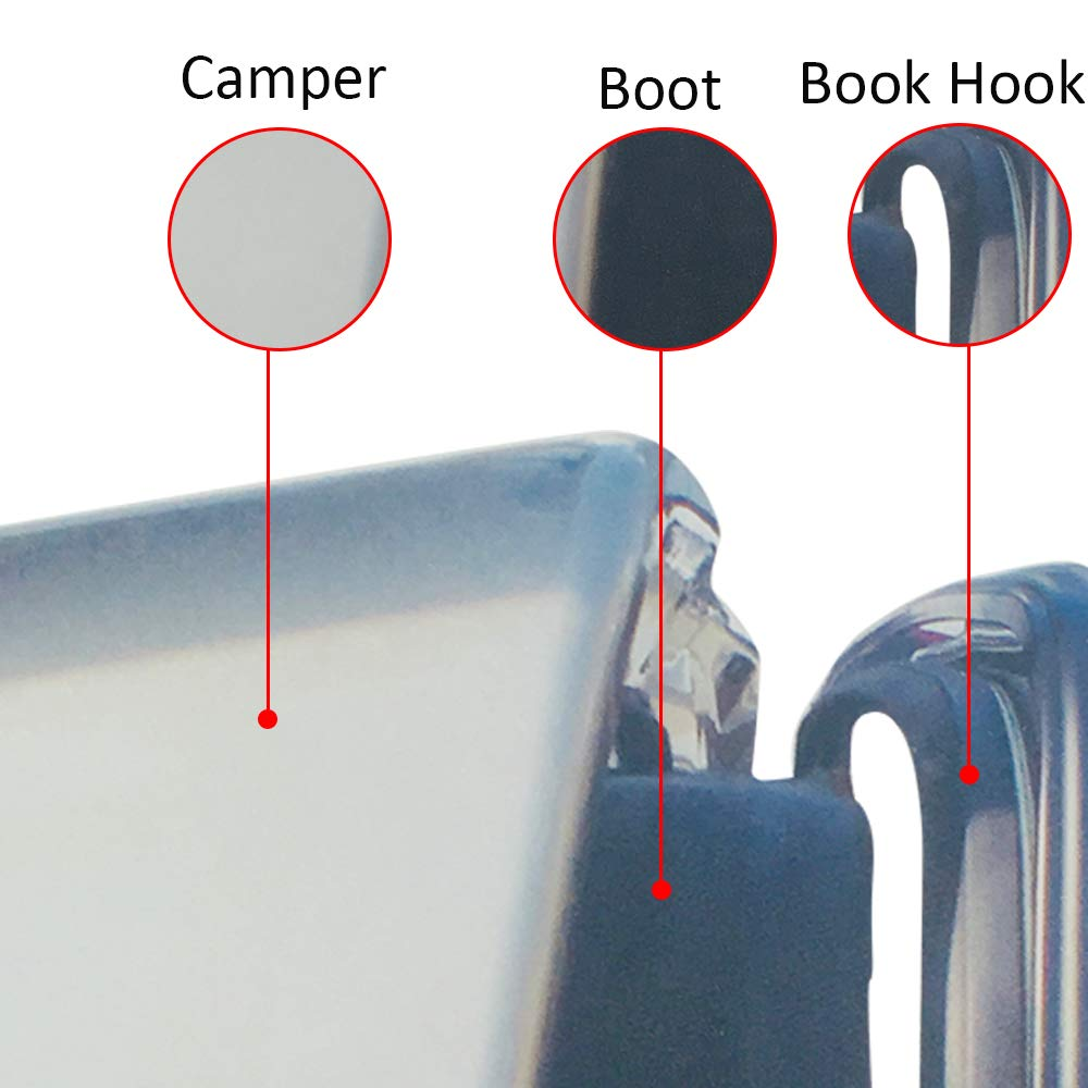 Weather Proof Connection Between Cab and Camper Shell Breezer Window Camper Shell Compression Boot Without Compression Boot Hook