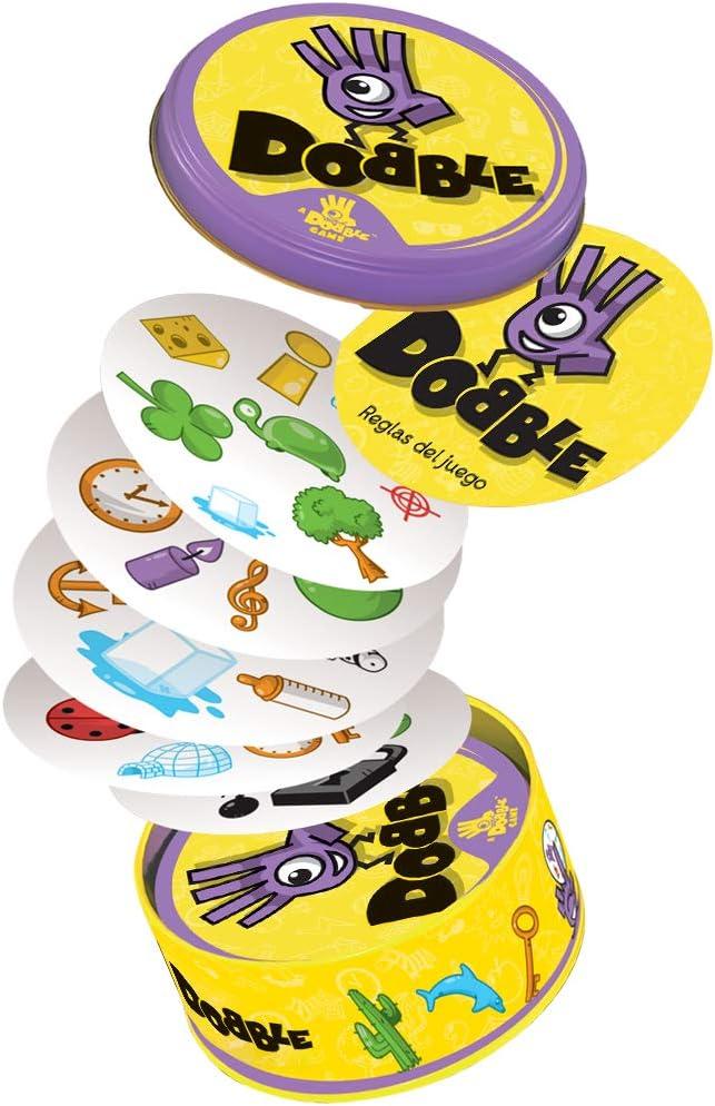 Asmodee- Dobble - Español, Multicolor (57): Amazon.es: Juguetes y ...
