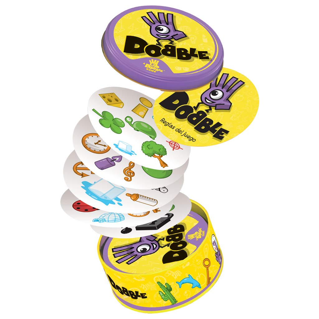 Asmodee- Dobble - Español, (57)