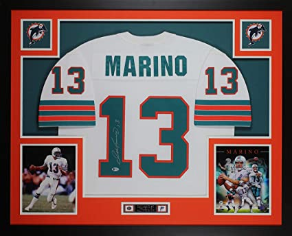 Dan Marino Miami Dolphins Signed Autograph Full Size Proline Authentic Helmet Tristar Authentic Certified