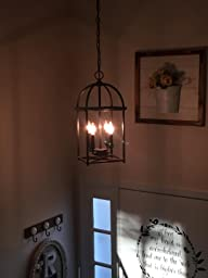 progress lighting p3884 20 4 light piedmont foyer lantern antique