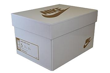 Caja 12 Pares Para Zapatillas Oro Zapatos Nike AirZapatero10 De PZkOiuX