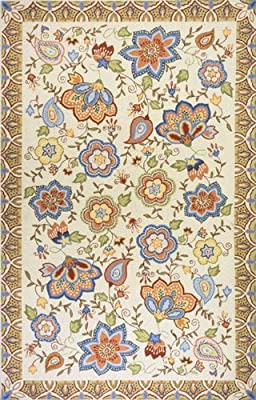 Momeni Country & Floral Spencer Collection Area Rug