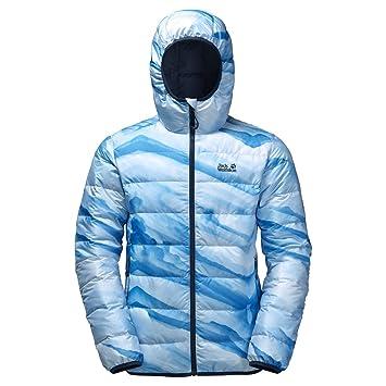 Weg sparen neuer Lebensstil attraktive Mode Jack Wolfskin Herren Jacke Helium Ice, Herren, 1202861, blau ...