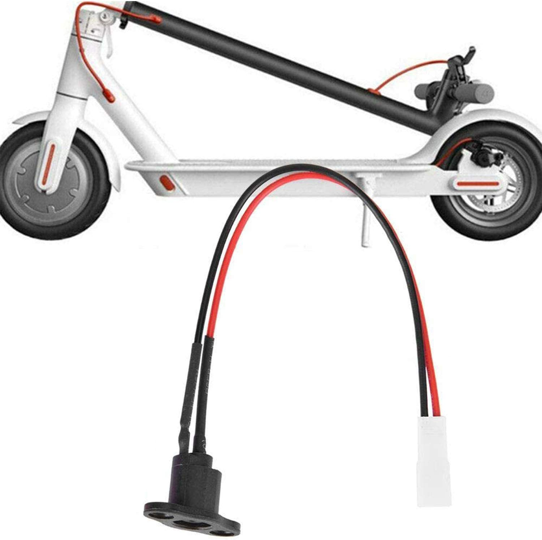 Port de Charge pour Trottinette /électrique Xiaomi M365 Essential 1S Pro Vestigia/® Pi/èces de Rechange pour Scooter /électrique