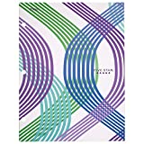 Five Star 4-Pocket Folder, 9 3/8 x 12 x 1/8 -inches, Design May Vary (33222)