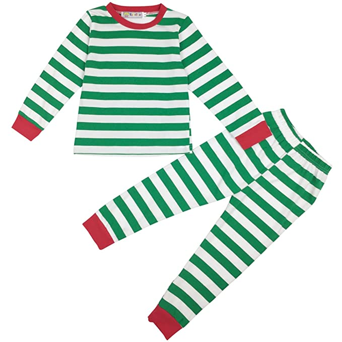 e69927457e5a Amazon.com  Jastore Baby Boys Girls Striped T-Shirt and Pants ...