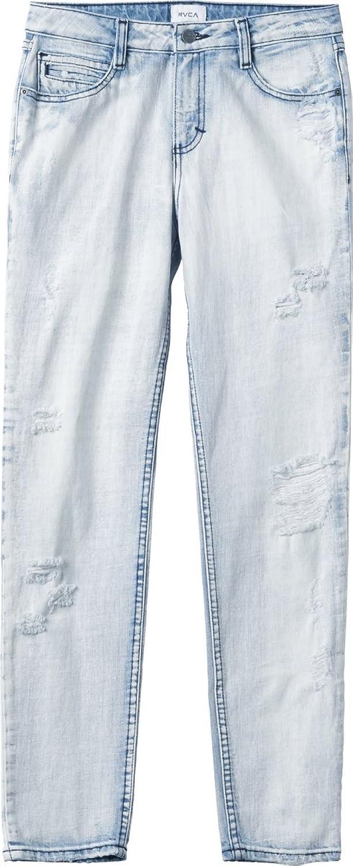 RVCA Women's Slakker Denim Pants