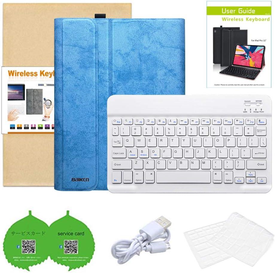 Accessori per Tablet PC BAIBAO Custodia con tastiera wireless ...