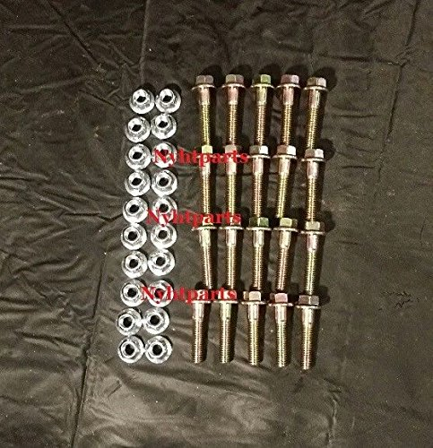 Engine C15 Caterpillar - Caterpillar 2N2765 2N2766 Bolt & Nut Replacement Caterpillar X20 Cat C15 3406 Exhaust