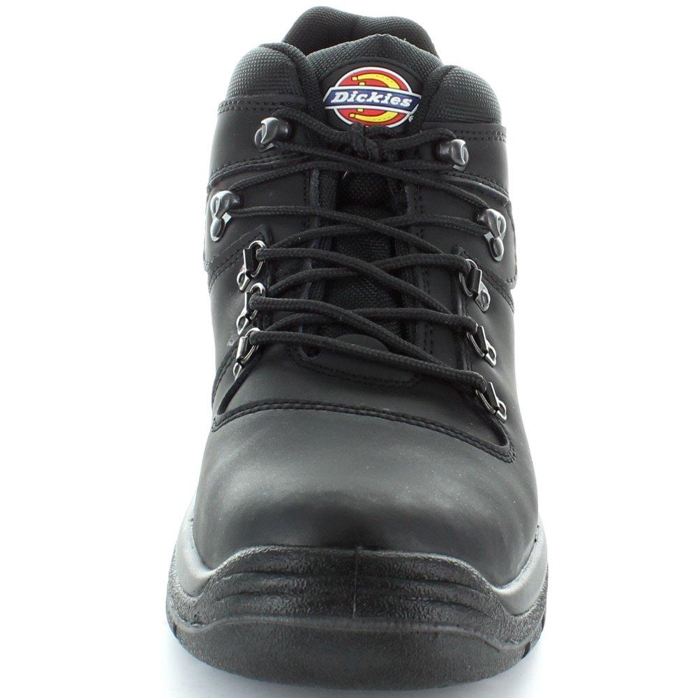 noir Noir 42.5 Dickies Chaussures de s/écurit/é pour homme Noir noir 45.5