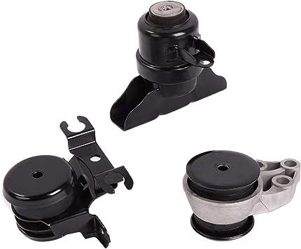 for Mazda Tribute 2.0L 3.0L 01-04 for Ford Escape Engine /& Trans Mount 3PCS