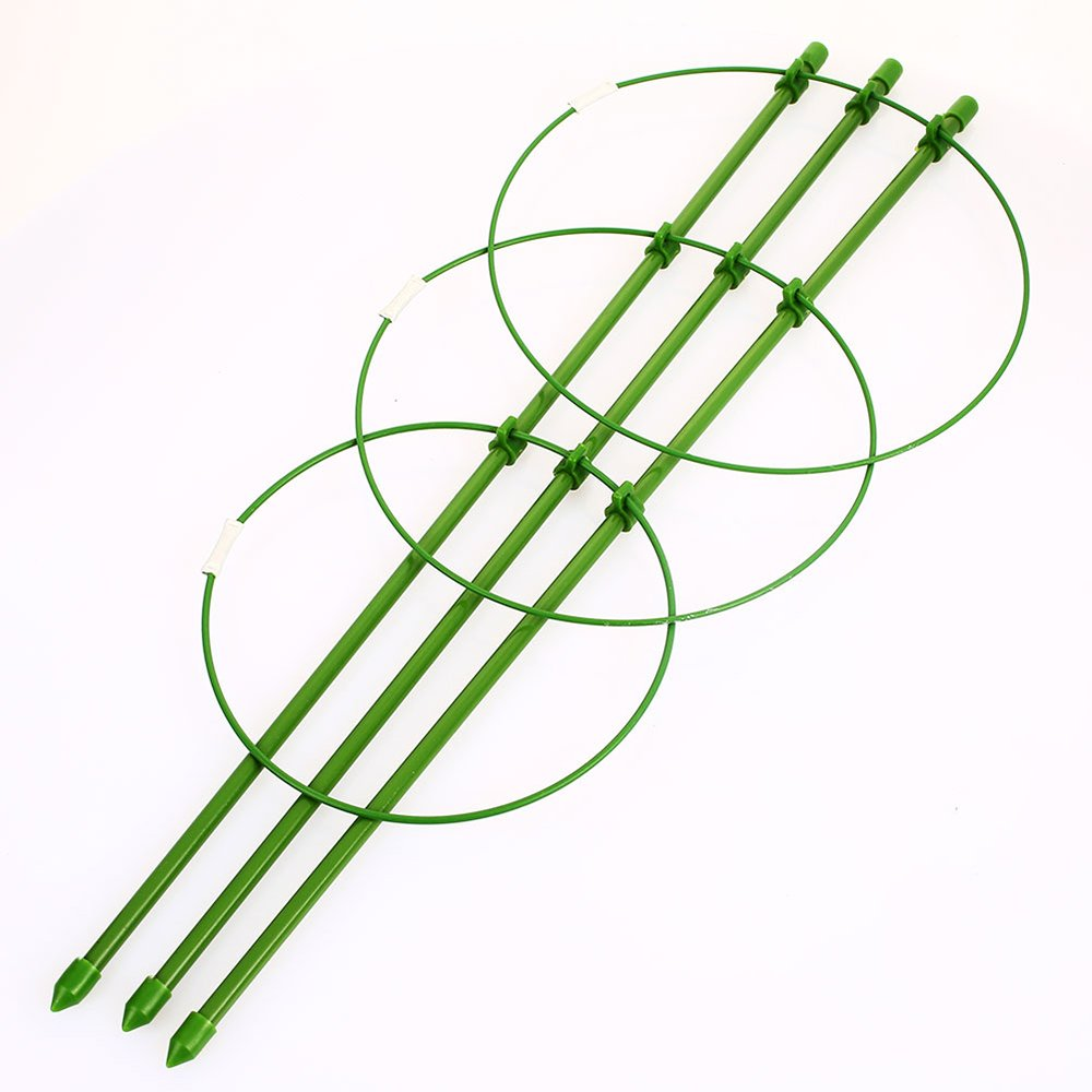 xinzhi piante vaso di sostegno peperoni DIY Vine climbing rack 60cm