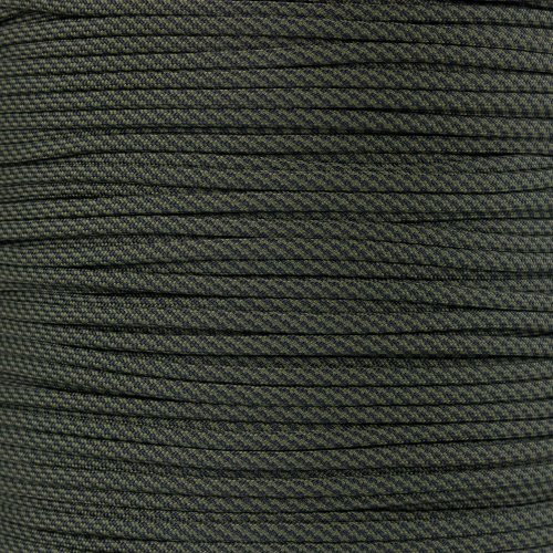 PARACORD PLANET 10 20 25 50 100 Foot Hanks and 250 1000 Foot Spools of Parachute 550 Cord Type III 7 Strand Paracord (Comanche 100 Feet)